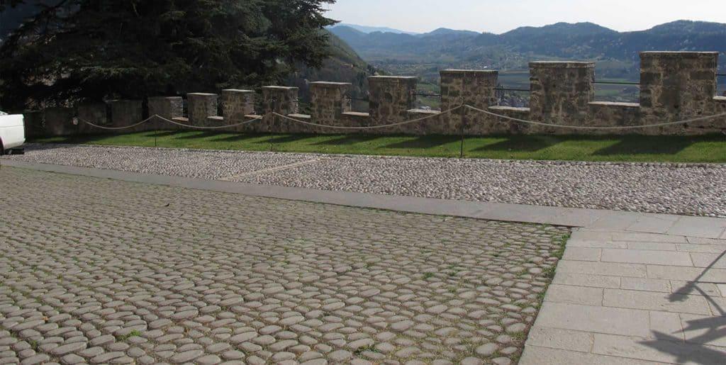 Acciottolato asolo grigliato in calcestruzzo pavimento nel verda pavimento per parcheggi pvimento filtrante grigliato in calcestruzzo pavimento da giardino pavimento nel verde