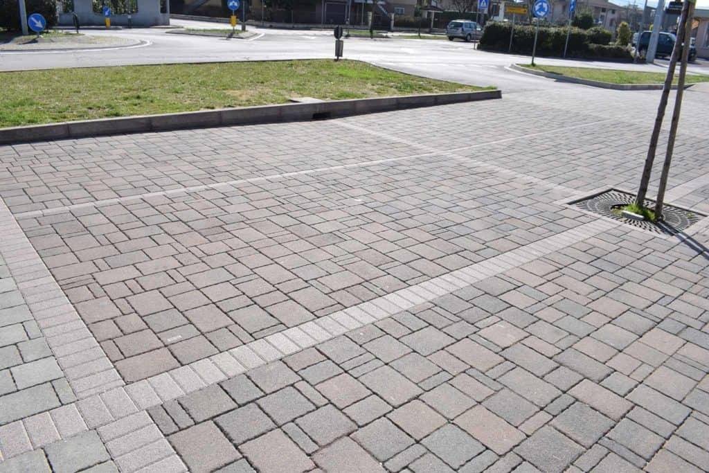 Country parcheggio massello autobloccante Pavimento da esterni
