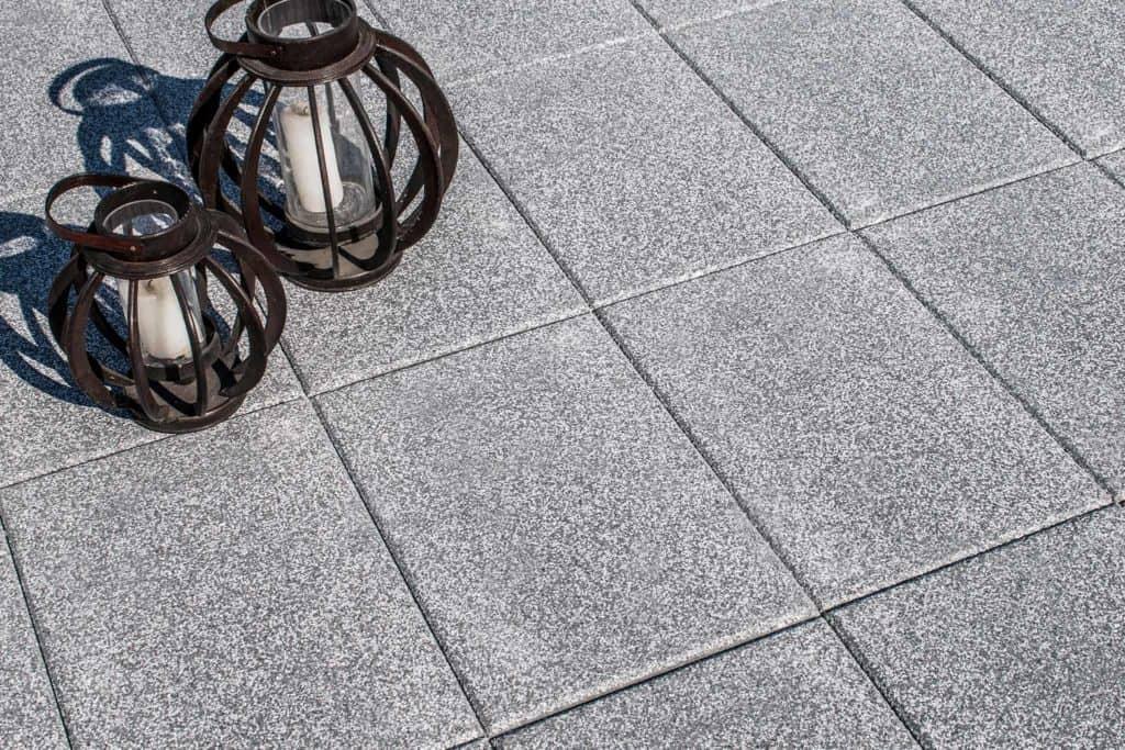 Granitium lastra in calcestruzzo casa privata pavimento per esterni lastra in colla
