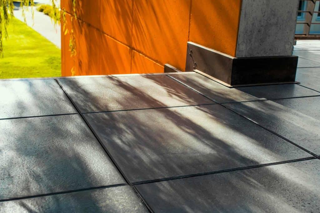LISCE pavimento su piedini pavimento  su supporti regolabili pavimenti galeggianti Casa privata