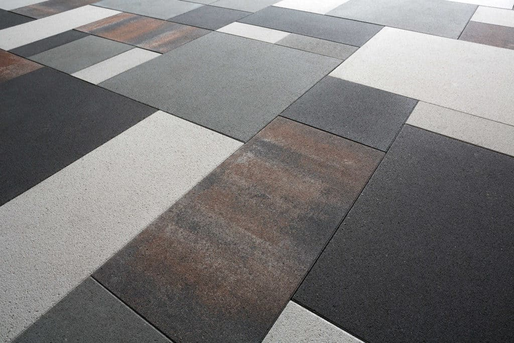 Mega pavimento di grande formato 5 1