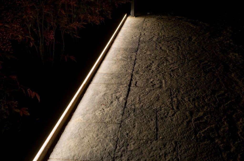 Veneto light  lampada da esterno viale pavimentazione Mogliano casa e villa entrate dei garage
