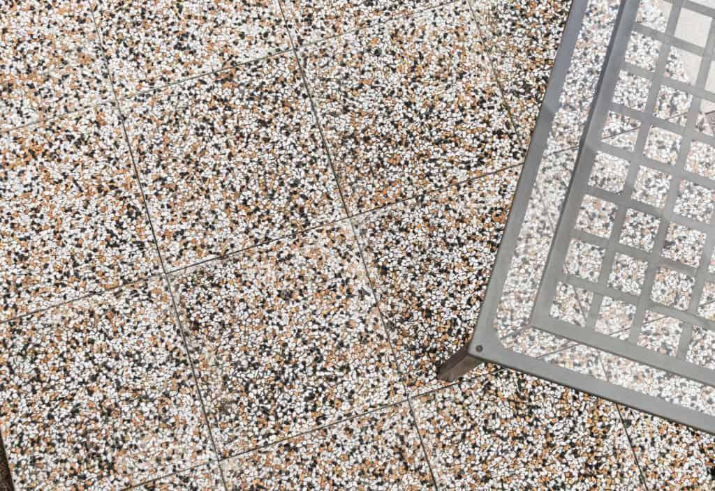 graniglia di marmo lastra in calcestruzzo pavimento in colla  pavimento in terazza