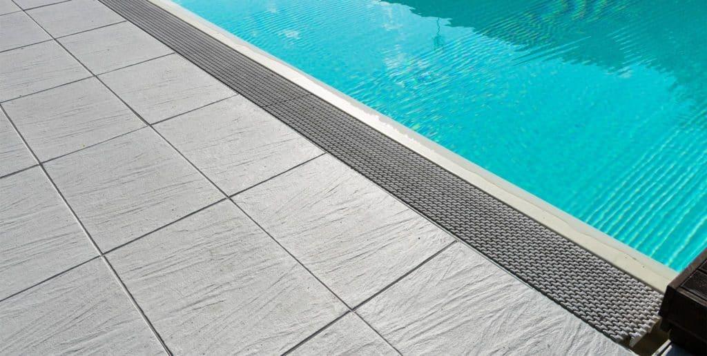 pietra di torino lastra in calcestruzzo pavimento galeggiante Pavimento piscina pavimento galeggiante o flottante
