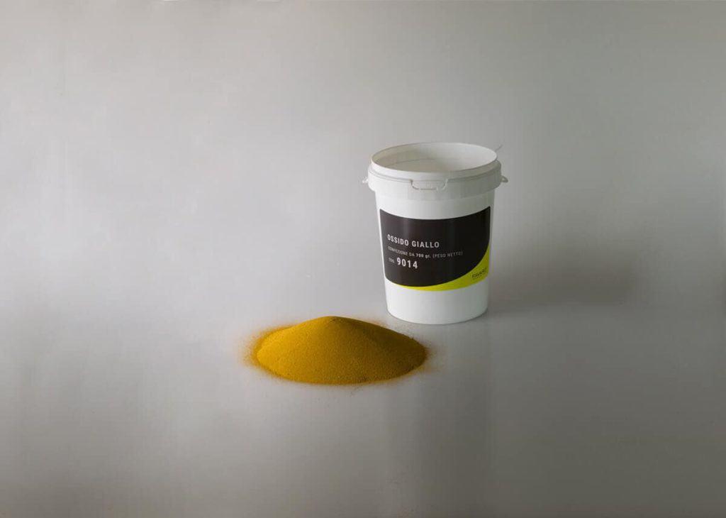 ossido giallo f1