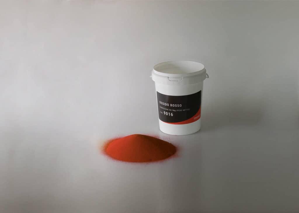 ossido rosso f1
