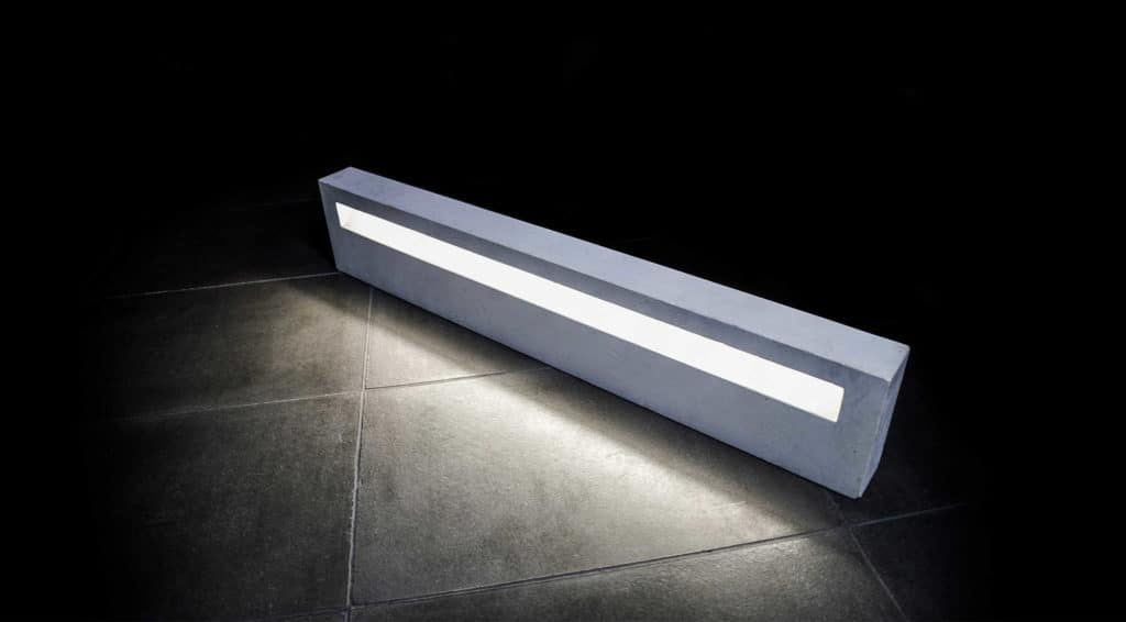 shining curb lampade da esterno 2