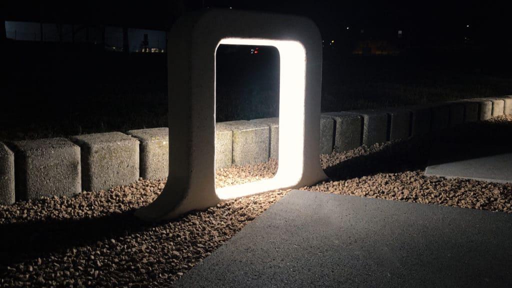 Antares lampada per esterni Favaro1