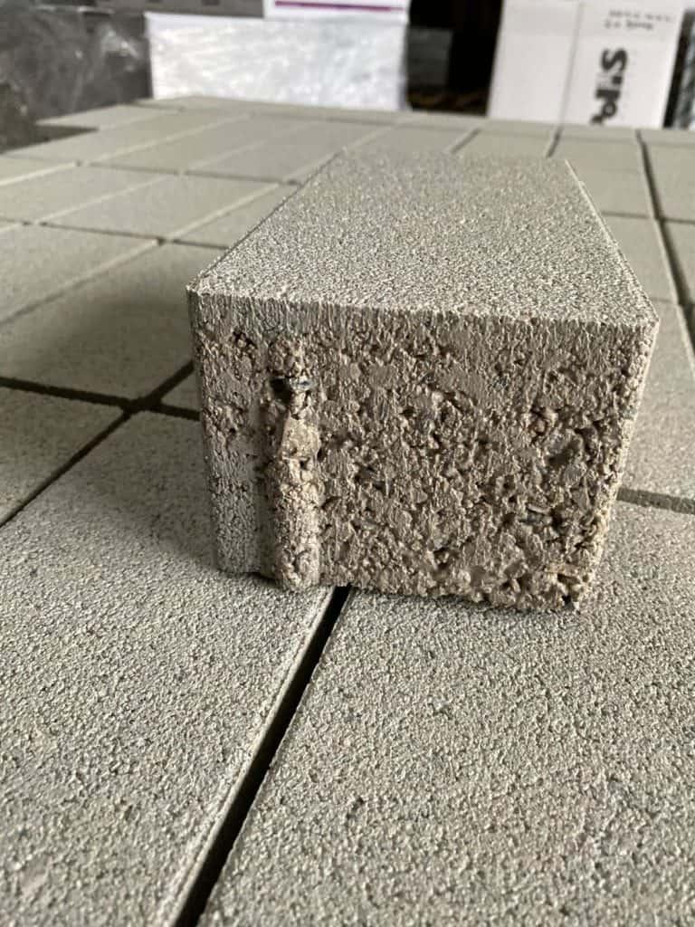 Drain block pavimento drenante